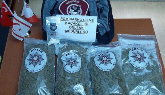 Gönyeli, Yıldırım ve Karaoğlanoğlu'nda uyuşturucu operasyonu