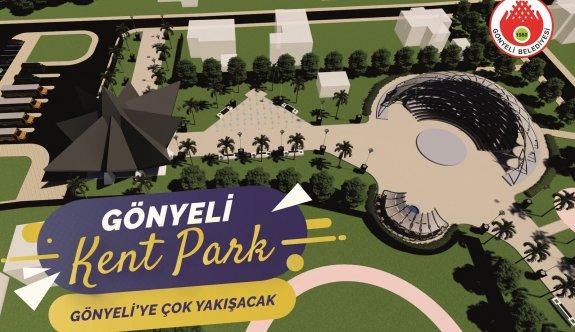 Gönyeli'nin imajı 'Kent Park'la daha da yükselecek