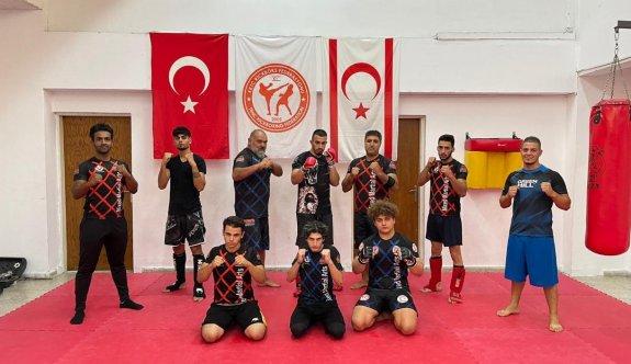 Gürcistan'da,MMA Şampiyonasında dövüşecekler