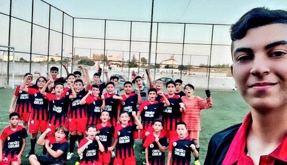 Hamitköy Futbol Akademisi, büyüyor