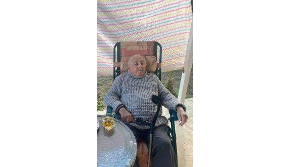 Hamitköy Mahmut dayısını kaybetti