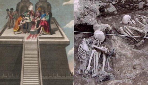 İnsan Kurban Eden 13 Antik Uygarlık