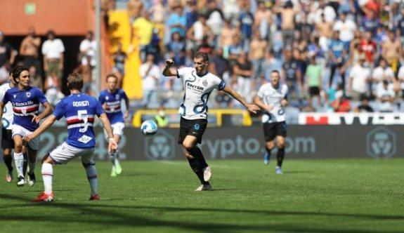Inter, Sampdoria'ya takıldı