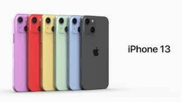 iPhone 13 tanıtıldı