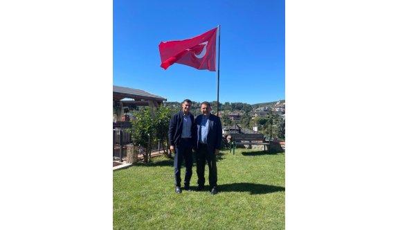 İstanbul'da dikkat çeken buluşma
