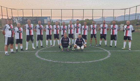 KKTC BJK Master Takımı kuruldu