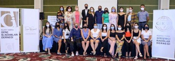 """""""KKTC'nin Girişimci Çocukları Projesi""""nin ilk aşaması  tamamlandı"""