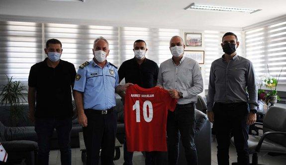 KTFF'den Polis Genel Müdürü Soyalan'a ziyaret