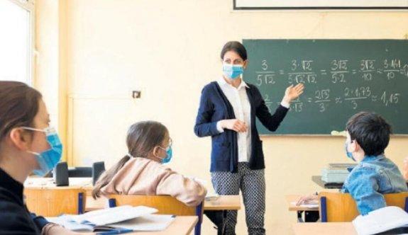 KTOEÖS, okullarda 3 haftalık pozitif vakaları açıkladı