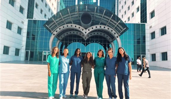 Kuzey Kıbrıs Tıp Öğrencileri Birliği, 16 farklı ülkeden öğrenci ağırladı