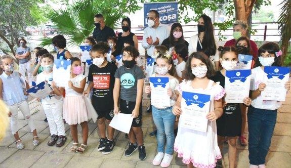 LTB-EMAA Çocuk Atölyesi Sergisi Açıldı