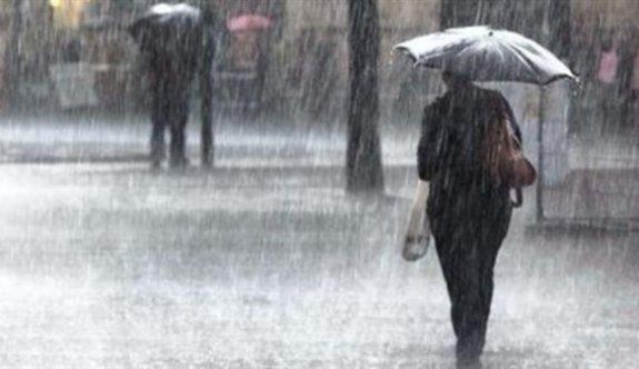 Meteoroloji'den sağanak yağış uyarı
