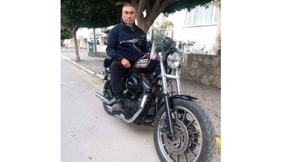 Motosiklet camiası yasta