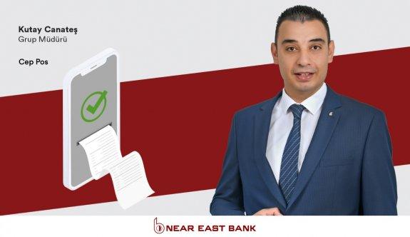 Near East Bank  CardPlus'ın geliştirdiği  Cep Pos uygulamasını hizmete koydu