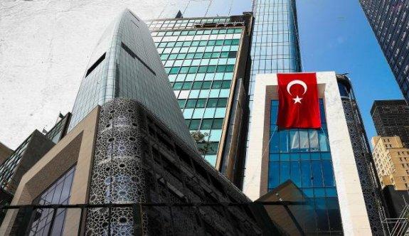 New York'taki Türkevi binası açıldı