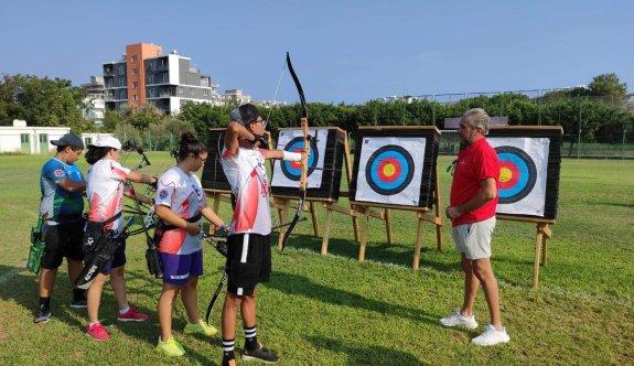 Okçuluk Eğitim Kampı tamamlanıyor