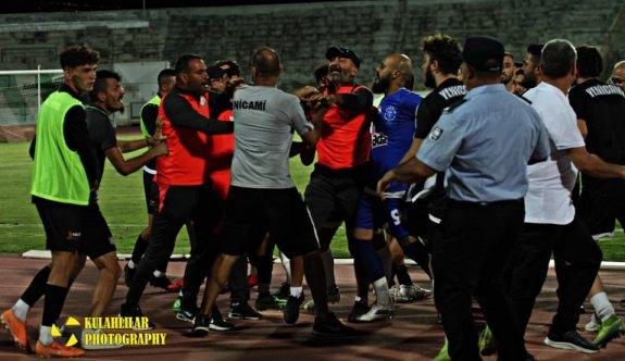 Olaylı maç disiplinlik