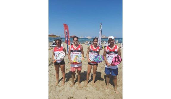 Plaj tenisi heyecanı Acapulco'da yaşanacak