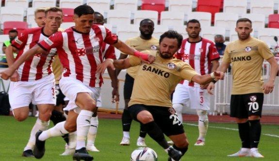 Sivasspor uzatmada yıkıldı