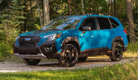Subaru Forester'a arazi odaklı yeni versiyon