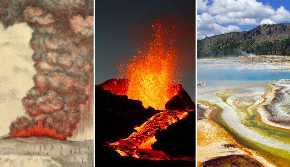 Tarihin en büyük volkanik patlamaları