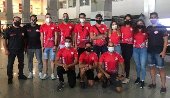 Triatloncularımız Alanya'da yarışacaklar