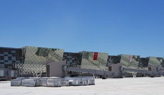 Yeni havaalanı için 15 Kasım hedefi
