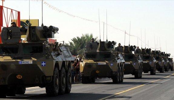 2022'de Rum Savunma Bakanlığı'na 470 milyon Euro ödenek