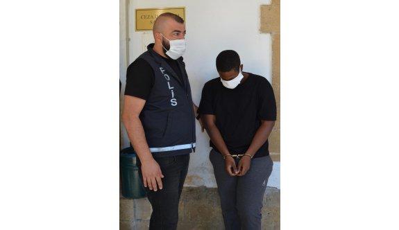 700 gam uyuşturucuya suçüstü