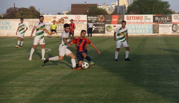 AKSA Futbol Ligleri 5. Hafta sonuçları