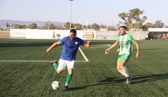 AKSA Futbol Liglerinde 6. hafta günün sonuçları