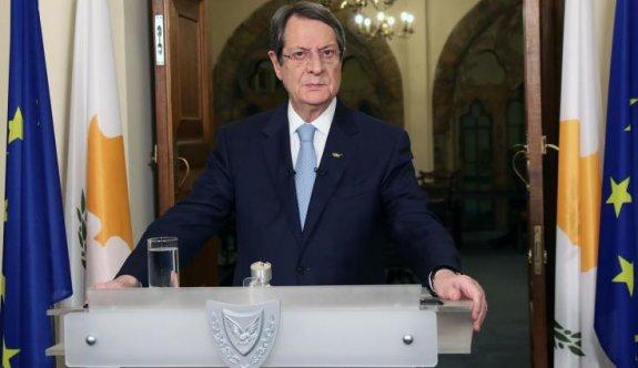 """Anastasiadis """"İki devlet hiçbir Kıbrıslının tercihi olmamalı"""""""
