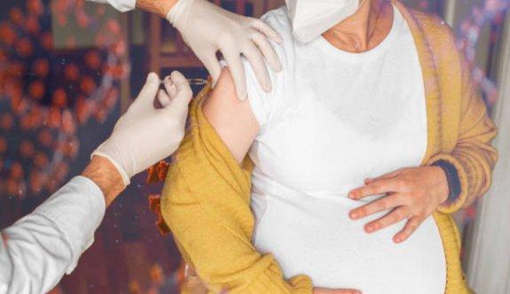 Aşısız hamileler risk altında