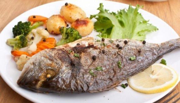 Balık tüketimimiz çok düşük