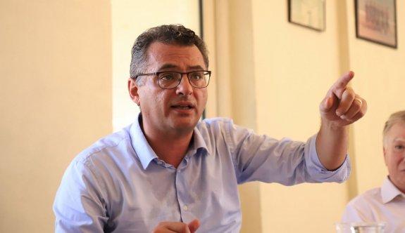 """""""Bu zihniyet, Kıbrıs Türk halkını yok etmeye çalışıyor"""""""