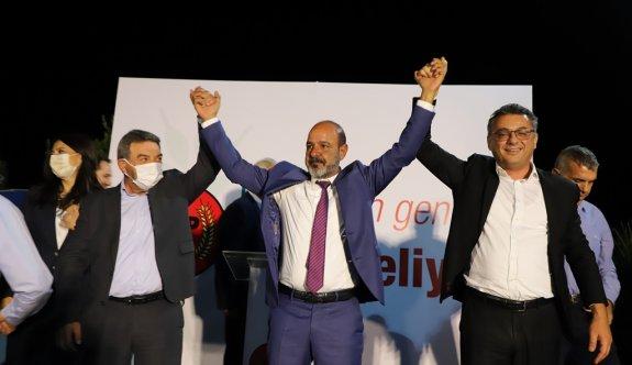CTP'nin Geçitkale Belediye Başkan adayı yine Öztaş