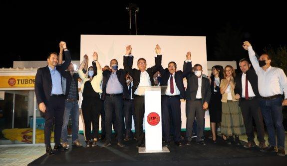 CTP yerel seçim çalışmalarına Dikmen'de devam etti