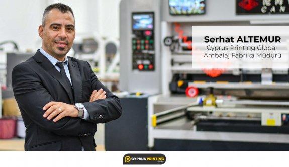 Cyprus Printing Global dünya firmaları ile aynı kalitede üretim ve hizmet veriyor