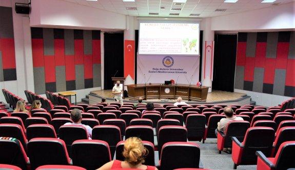 DAÜ Pandemi Kurulu'ndan yönetsel personele yönelik kapsamlı hizmet içi eğitim