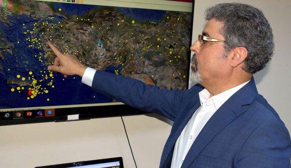 Deprem uzmanı büyük tehlikeye dikkat çekti