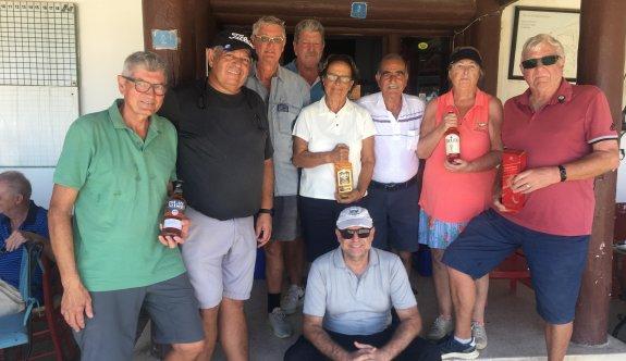 Golfte farklı turnuva ilgi gördü