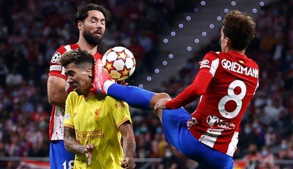 Griezmann kızardı, Atletico kaybetti