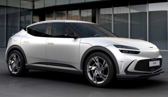 Güçlü bir elektrikli: 2022 Genesis GV60