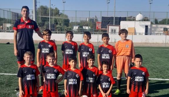 Hamitköy Akademisinde maçlar yoğunluk kazandı