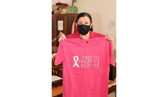 Her yıl 250 kadın meme kanserine yakalanıyor