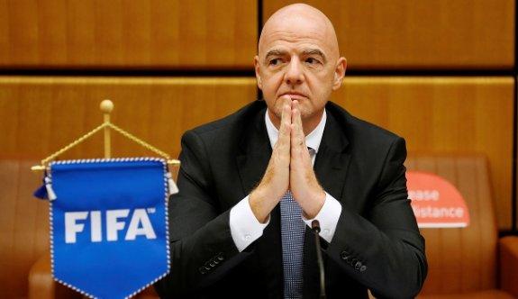"""Infantino'dan Dünya Kupası'nda """"reform"""" çağrısı"""