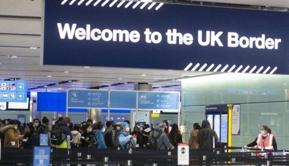 İngiltere Türkiye'de yapılan Covid aşılarını tanıyacağını açıkladı