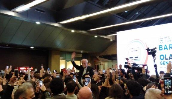 İstanbul Barosu seçimlerinde Mehmet Durakoğlu yeniden başkan seçildi