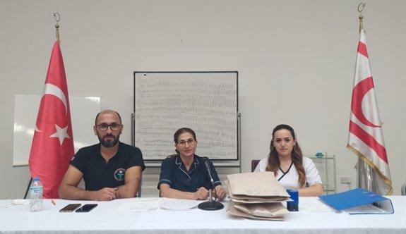 Kıbrıs Türk Hemşireler ve Ebeler Birliği'nde başkan yeniden Özgöçmen