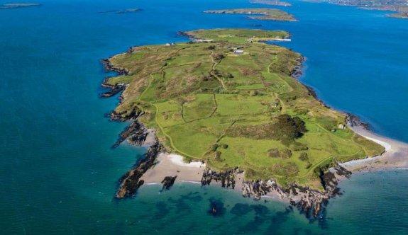 Kıbrıslı Rum işadamı, İrlanda'da ada satın aldı